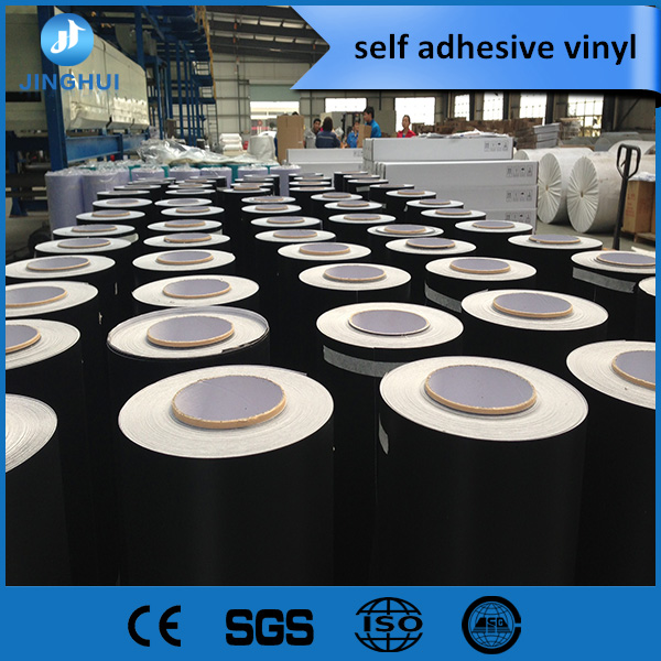 Self Adhesive Color PVC Film Computer Cutting Plotter Vinyl /New design Fluorescent color sticker film pvc vinyl cut