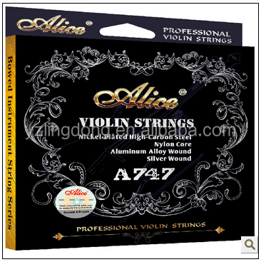 Alice violin string A747