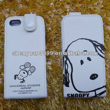 factory new arrival snoopy smart phone cases