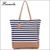 2016 lastest design europe fashion elegance leather large canvas tote hand bag lady handbag for women
