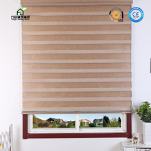 Factory wholesale Custom curtains and zebra blinds windows with built in blinds for home decor