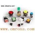 Nikkai Japan NKK Switches LB-25SK illuminated pushbutton switch