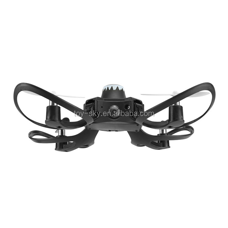 W606-16 Gesture Sensing 2.4G RC Mini Drone Altitude Hold