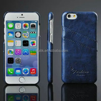 phone case for apple phone case,for iphone 6 oil wax leather case