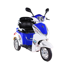 new 500w 48v Chinese classic three wheels car zappy scooters handicapped motorcycle