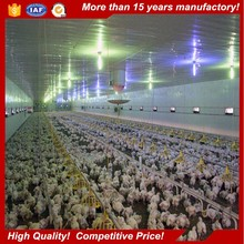 Steel Structure different types of poultry house farming business plan