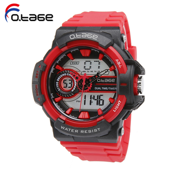 2018 new design High Quality Digital Waterproof mans Watches