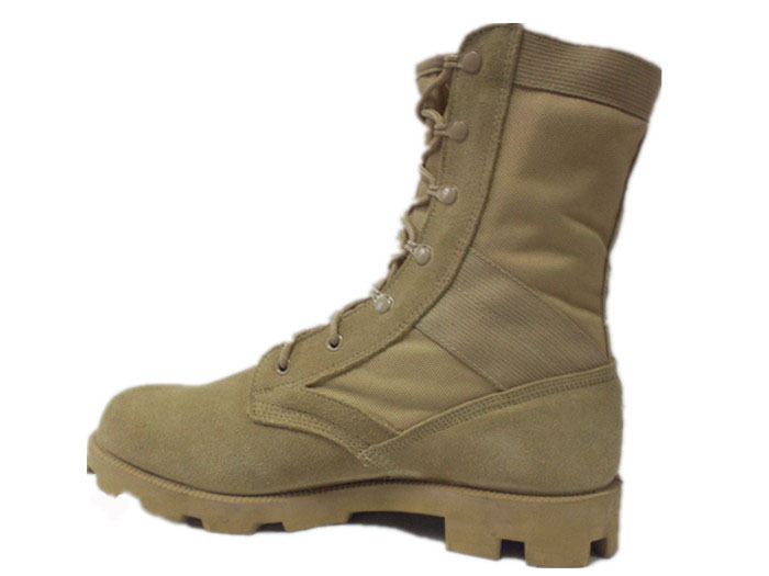 Altama combat tan desert hiking hunting jungle boots suede leather military
