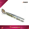 TW1147 Top quality fashion beauty eyebrow tweezers with printing