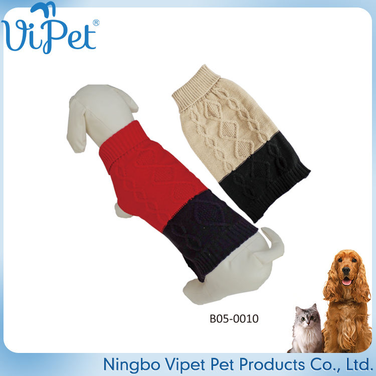 durable using low price dog cotton sweater