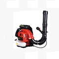 2017 NEW STYLE 4 stroke NO-mix big wind BACKPACK GASOLINE LEAF BLOWER AIR BLOWER