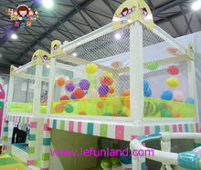 LEFUNLAND playground equipments for 3 years old