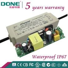C-tick, CE, CB, TUV Approved 60W Output Power Waterproof Led Power Driver /Led Power Supply 1800mA