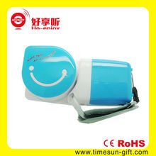 Mini portable air conditioner for cars