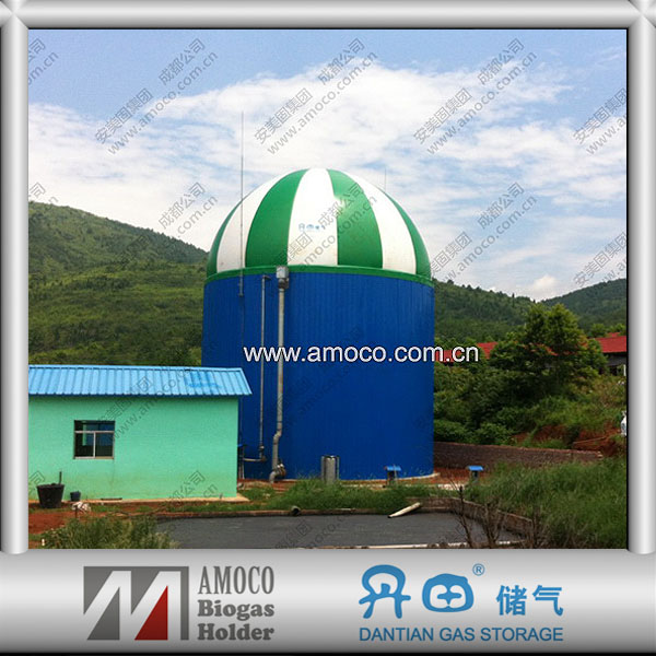 Biogas Methane Storage Tank for Biogas digester
