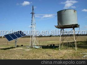Solar water pump, solar pump system for agriculture irrigation