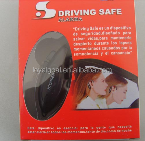 LGI update latest type wake up car driver anti sleep alarm