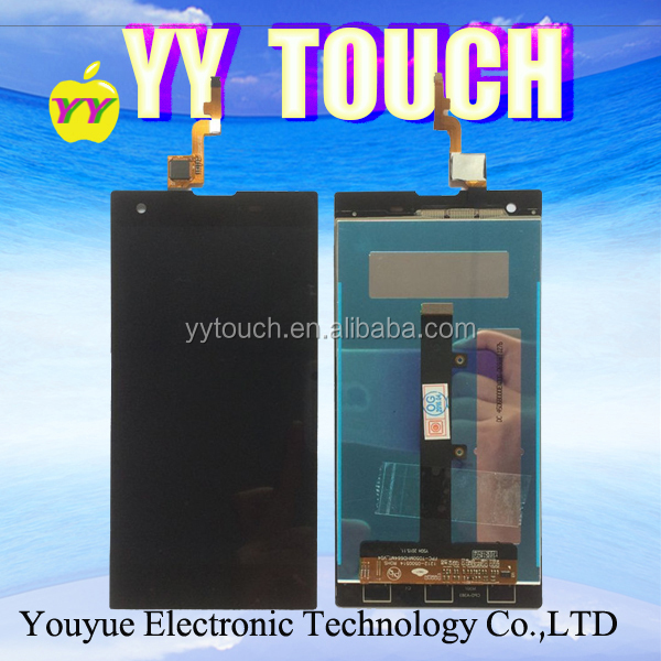 For Allview X2 Twin LCD Screen With Touch Digitizer Assembly Replacement
