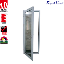 superhouse metal glass double exterior doors fiberglass high quality office glass doors malaysia door
