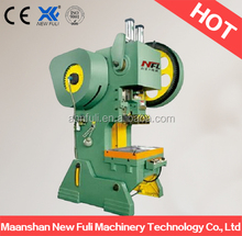Professional High Precision Wide Application je21 punching machine