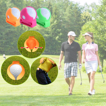 Portable Silicone Golf Ball Holder