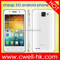 cheapest android phone H-Mobile A5 Lowest Price China Android Mobile Phone 4.0 Inch Dual SIM Card WiFi GPS WCDMA 3G