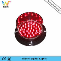 customized 100mm waterproof mini led signal toy traffic light