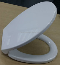 PP materials V shape Toilet seat soft close