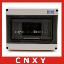 IP65 8 pole isolator enclosure/Waterproof isolator switch box distribution.