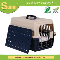 Cheap aluminum cat dog pet carrier