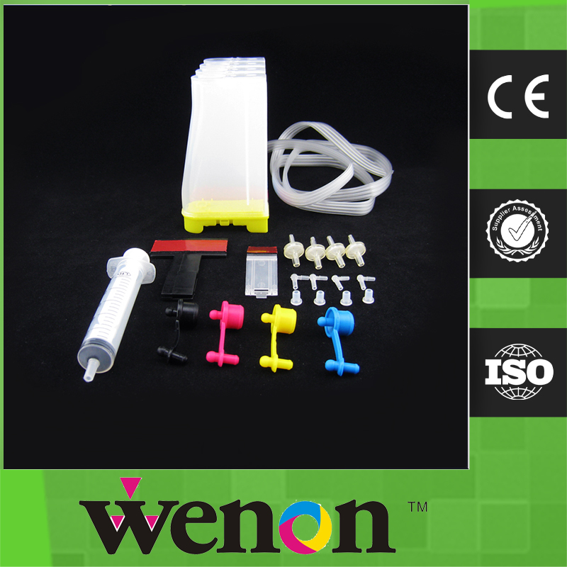DIY CISS for HP21 22