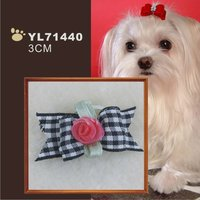 Pet products/pet decoration dog hair bows