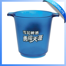 Clear Acrylic Champagne Beer Bar plastic ice bucket