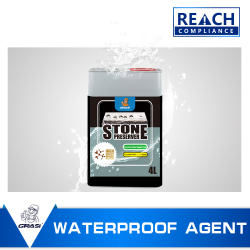 WH 6986 alkaline resistant water based penetration sealant for stone materials