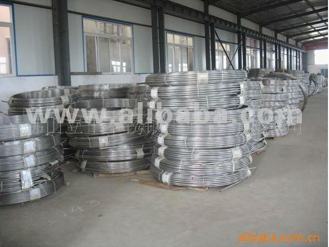 Extra Long Stainless Steel Tube for Coiling