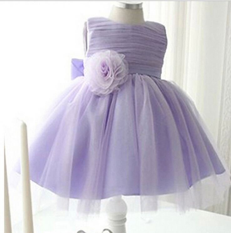 new skirt beautiful girls frock casual baby dresses big evening party flower girl tulle dress