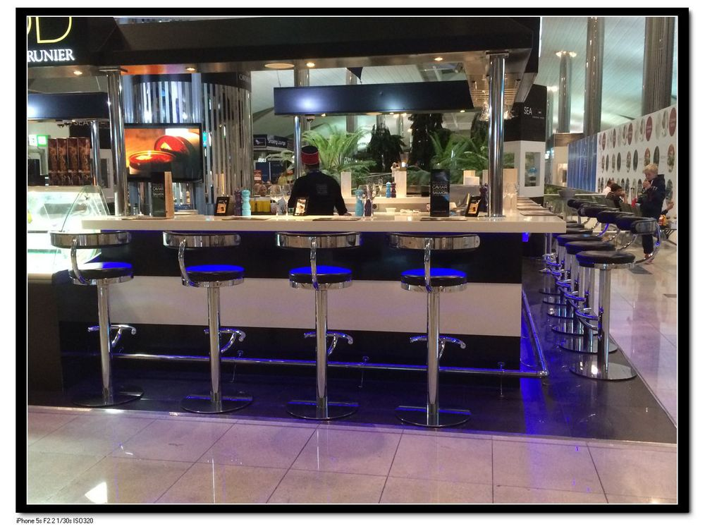 Cafe Bar Decoration Modern Furniture Small Bar Counter
