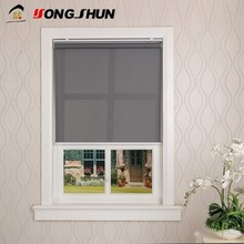 China wholesale indoor transparent 28mm spring system window roller blind
