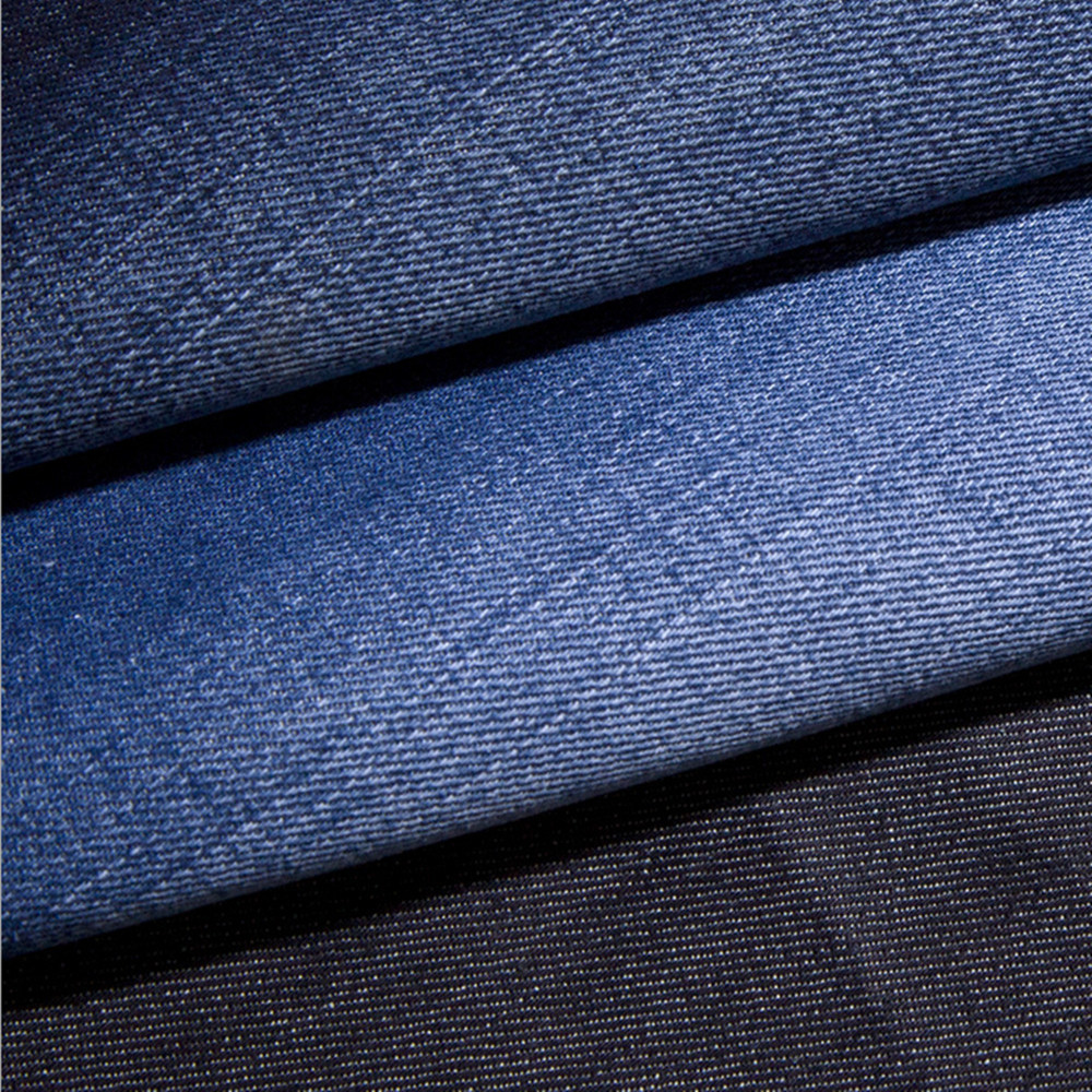 High quality 100% cotton 12.0oz cotton denim fabric stock with mercerizing 63inch width for Jeans