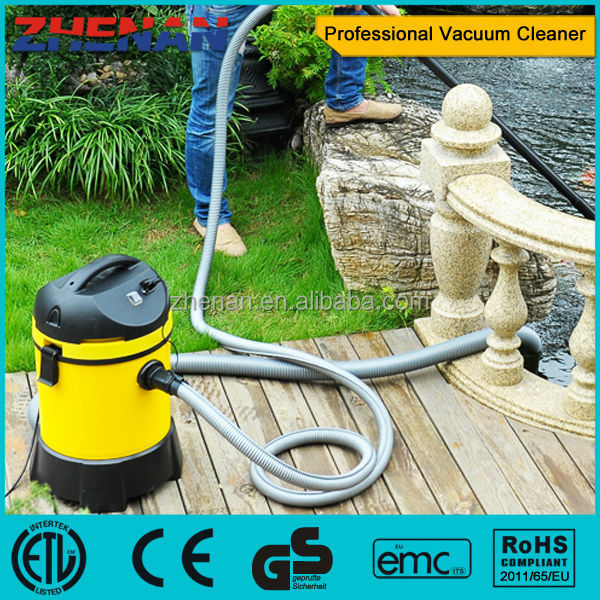 dry & wet vacuum cleaner Pond cleaner floor sweeper 20 kpa strong suction