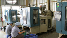 Blow Molding Process / Customized plastic bottle molding processing