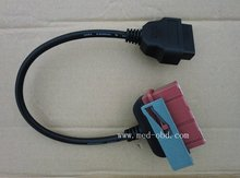OBDII Female for PSA 30Pin to J1962f obd2 Cable c