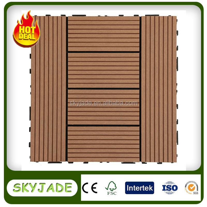 High Quality Composite Decking DIY Floor For Sale