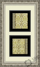 Pattern combination for painting crystal modern picture frame