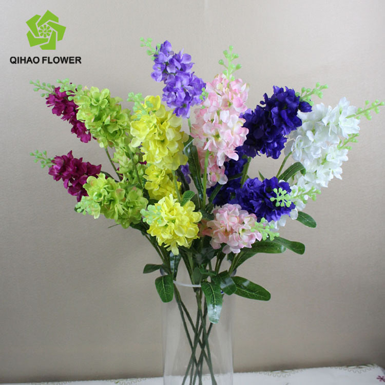 Order flower Artificial orchid for marriage planning deccor With favorable price