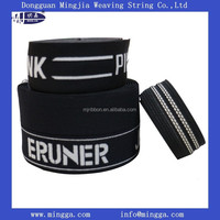 Unique wholesale custom printed elastic bands with customized logo