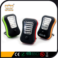 SMART ABS Plastic Portable 24 LED Tool Light Waterproof Magnetic Emergency Mini 24 LED Work Light