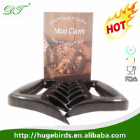 Wholesale Cheap Barbecue Meat Handler Fork Bear Meat Paw