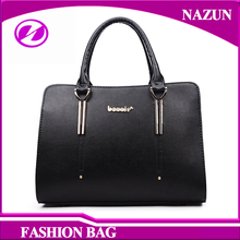 2016 women tote bag hot fashion leisure hard leather office female bag handbag