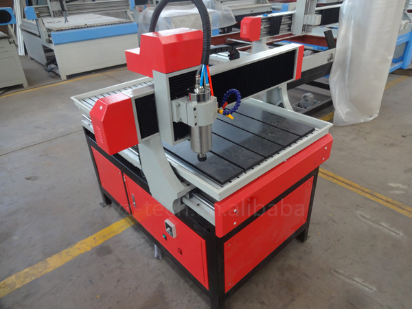 cast aluminum / iron wood cutting plastic engraving 3d hot best supplier agent wanted new condition 6090 cnc router for sale